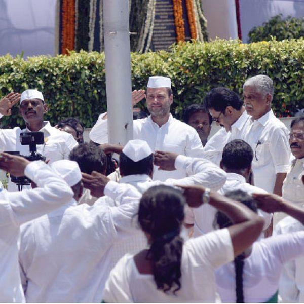 """""""தமிழர்கள் என்றால் புலிகள்!"""" - சத்தியமூர்த்தி பவனில் ராகுல் திடுக்!"""