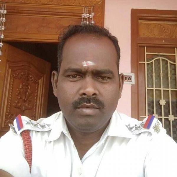Inspector Kamaraj