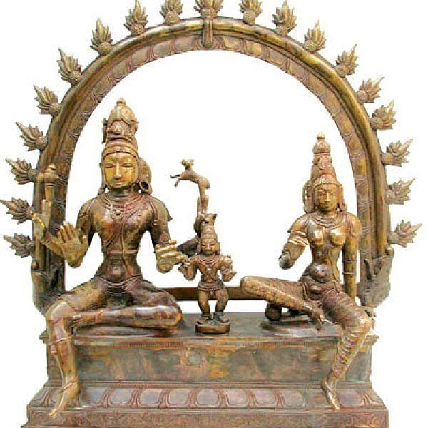 சோமாஸ்கந்த மூர்த்தம்... இல்லற நெறியை போதிக்கும் இறை வடிவம்!