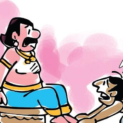 மந்திரம் பலித்ததா?