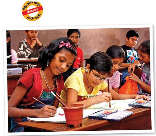 'பிரஷ் பிடிக்கலைன்னா பைத்தியம் பிடிச்சிடும்!'
