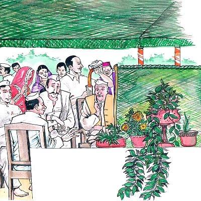 மண்புழு மன்னாரு: 'வார்தா வெயிலும் தென்னை ஓலையும்..!'