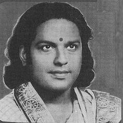10 வேடத்தில் நடித்த முதல் நடிகர் பி.யு சின்னப்பா