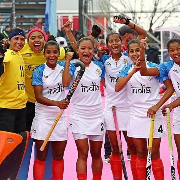 'யூத் ஒலிம்பிக்ஸ்' - ஹாக்கி போட்டியில் இந்தியாவுக்கு வெள்ளிப்பதக்கம்