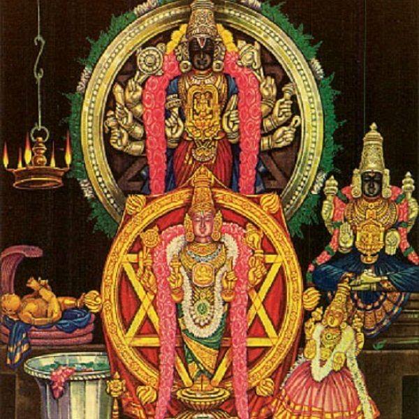 சுதர்சன மகா ஹோமம்!