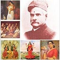 ஏப்ரல் 29: காவிய ஓவியர் ராஜா ரவி வர்மா பிறந்த தின சிறப்பு பகிர்வு