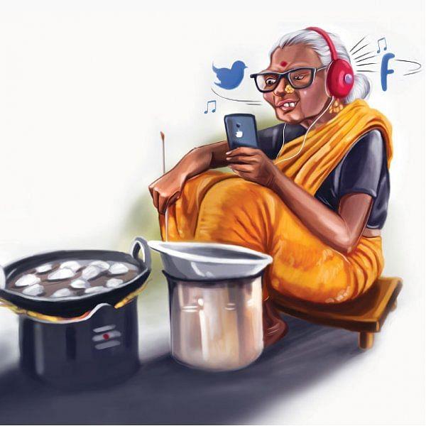 மெசேஜ் சொல்வோம் எல்லாம் வாட்ஸ்அப் மயம்!