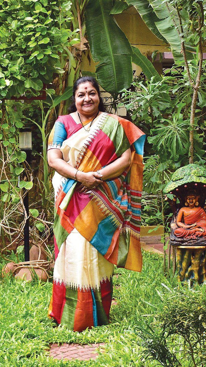 அவள் அரங்கம்: 'சின்னக்குயில்' சித்ரா