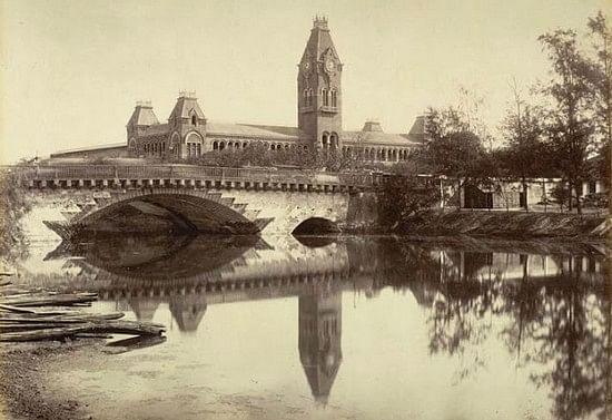 பஞ்சத்தால் உருவான பக்கிங்ஹாம் கால்வாய்  (மெட்ராஸ் நல்ல மெட்ராஸ் -11 )