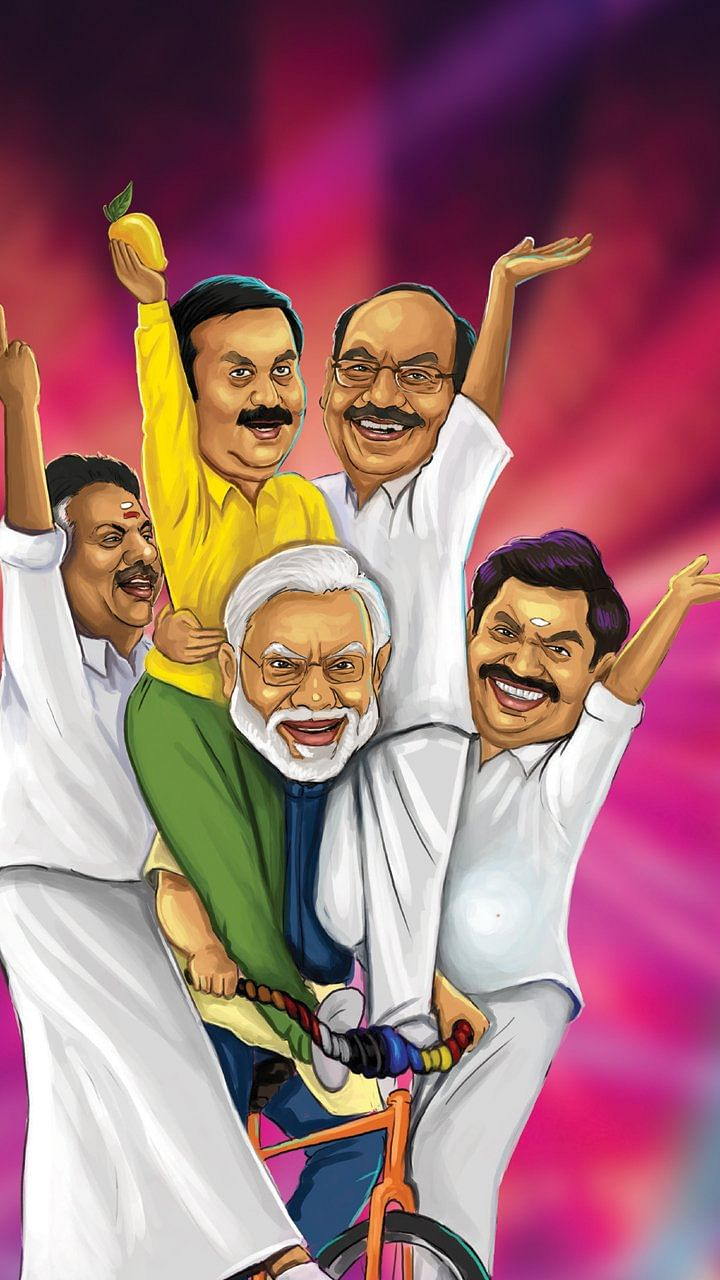 மிஸ்டர் கழுகு: அ.தி.மு.க கூட்டணி - ஆபரேஷன் சக்சஸ்... ஆரம்பித்தது சர்க்கஸ்!