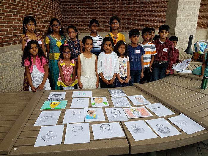 அமெரிக்காவில் புரட்சிக் கவிஞர் பாரதிதாசன் 127வது பிறந்த நாள் விழா
