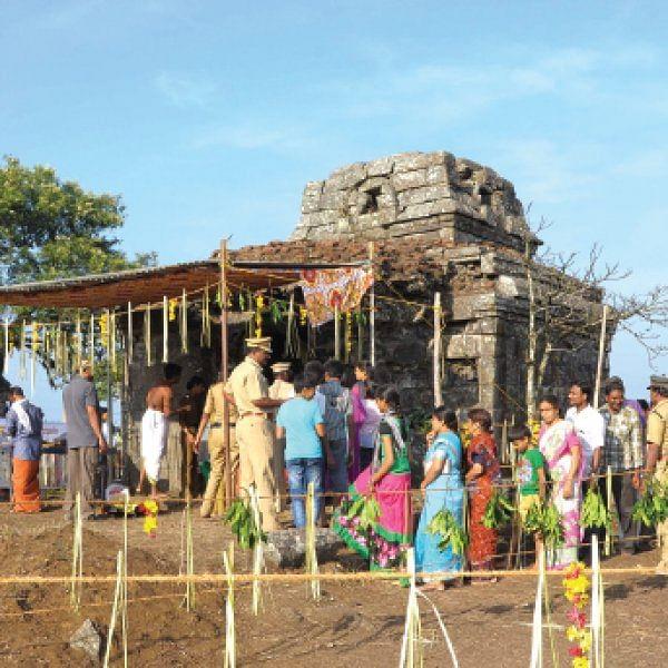 பாதை போடாத தமிழகம்... பறிபோகும் கண்ணகி கோயில்!