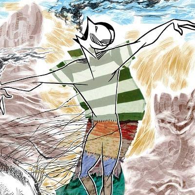 மிகக் கடைசியான மிருதுவான கதைகள் -  ஜீவன் பென்னி