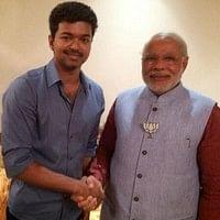 With Modi