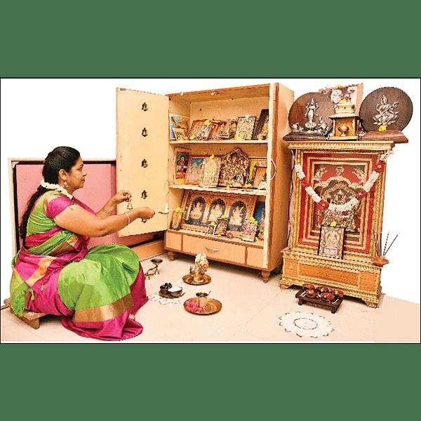 சக்தியர் சங்கமம் - பூஜையறையில் நீங்கள்...