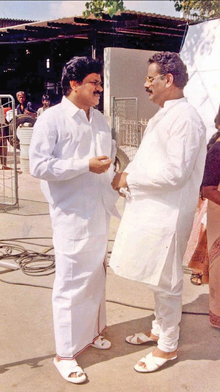 """சசிகலா ஜாதகம் - 63 - """"நமது எம்.ஜி.ஆருக்கு நடராசன் குடும்பத்தினர்தான் உரிமையாளர்கள்!"""""""