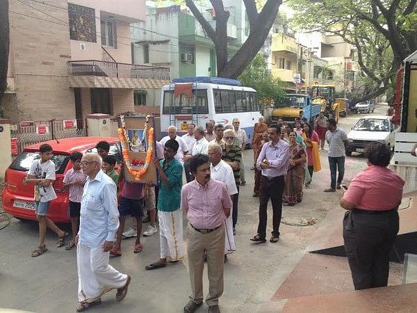 சென்னையில் நடந்த கலகல பொங்கல் விழா!