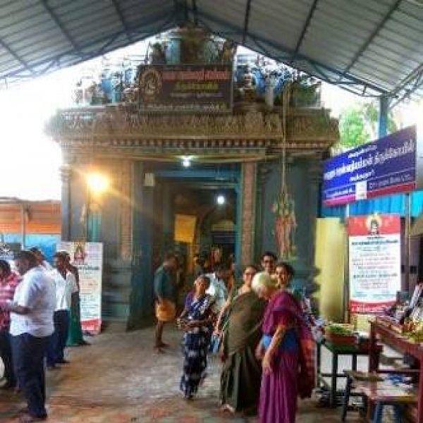 கல்விச் செல்வம் அருள கன்னியாக அமர்ந்த தேவி..! கூத்தனூர் சரஸ்வதி