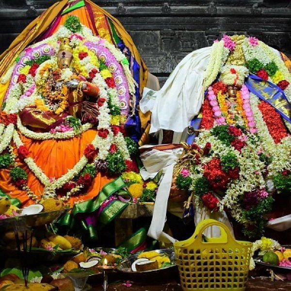 நெல்லையப்பர் கோயிலில் ஐப்பசி திருக்கல்யாணத் திருவிழா!