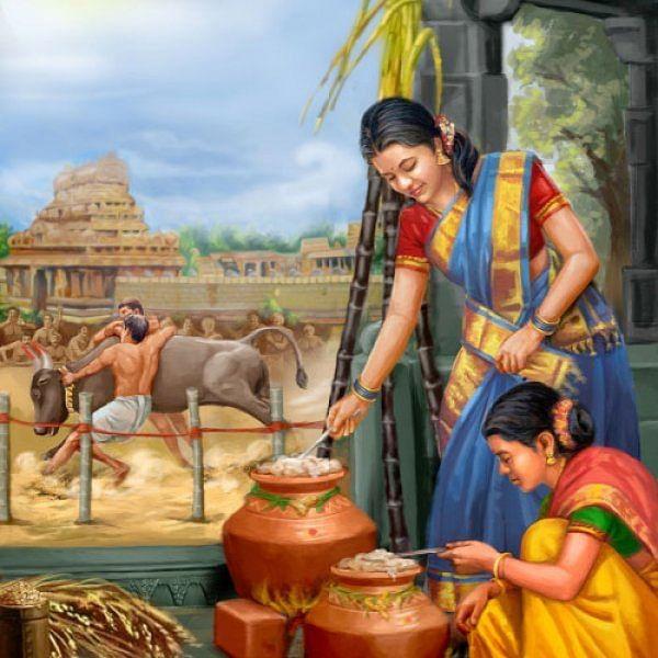 பொங்கல் வைக்க நல்ல நேரம் எது? #PongalFestival