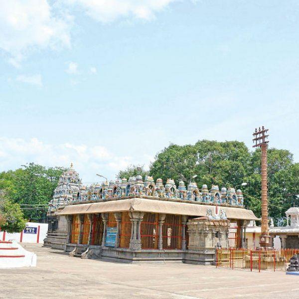 ஏகசக்ரபுரியில்... யசோதை மைந்தன்!