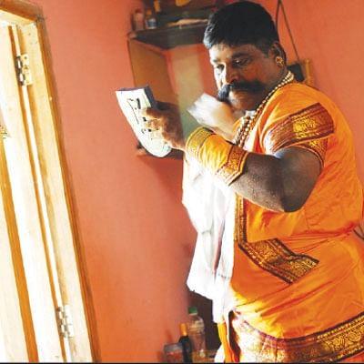 சிரிக்காத ராஜா!