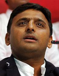 உ.பி.: மாயாவதி பூங்காக்களை விட பெரிய பூங்காவுக்கு அடிக்கல்!