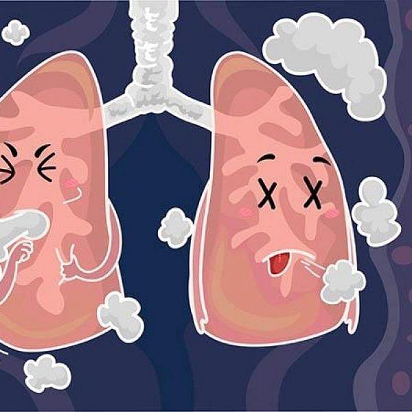 புகைபிடிப்பவர்களைக் குறிவைக்கும் நுரையீரல் தழும்பு நோய்! #PulmonaryFibrosis #PFAwarenessMonth