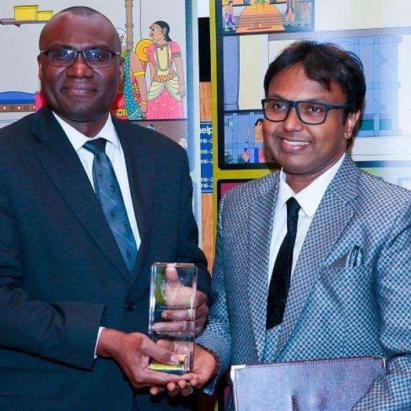 இசையமைப்பாளர் இமானுக்கு விருது! - கனடாவின் டோராண்டோ பல்கலைக்கழகம் கௌரவம்