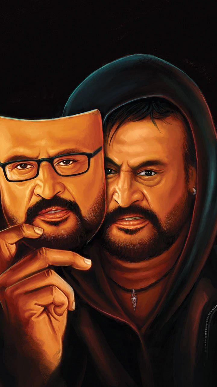 'தளபதி' பாதி... 'பாட்ஷா' பாதி... - ரஜினி - சிம்ரன் புதுப்பட அப்டேட்ஸ்!