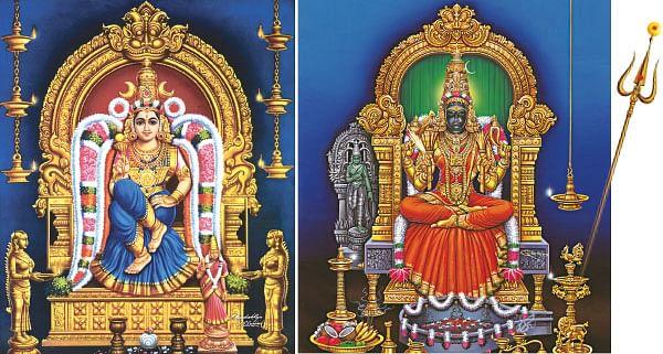 அம்பாள் சொன்ன திருத்தலங்கள்!