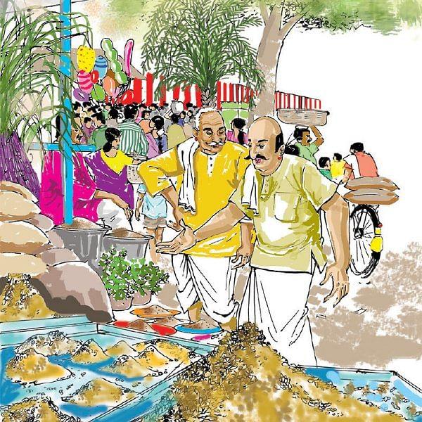 மண்புழு மன்னாரு: கடலைத் திருவிழா கற்றுத் தந்த பாடம்!