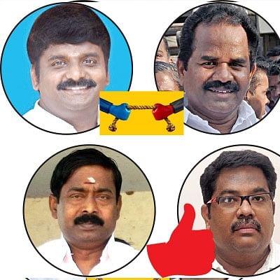 கரூர் நாடாளுமன்றத் தொகுதிக்கு உட்பட்ட சட்டமன்ற தொகுதிகள்
