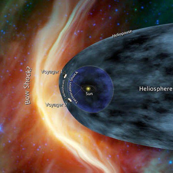 40 வருடப் பயணம்... இன்டர்ஸ்டெல்லரை நெருங்கும் நாசாவின் விண்கலம்! #Voyager2