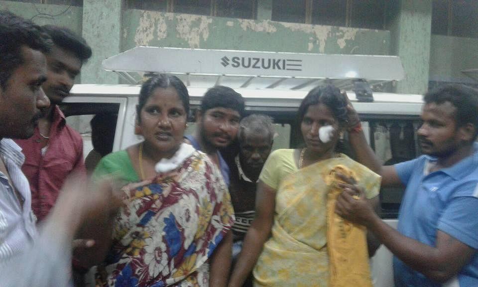ஒடுக்கப்பட்ட மக்கள் எழுச்சி... ஆயுதமான மெழுகுவத்தி - மனித உரிமை மீறல்கள் #2017Rewind