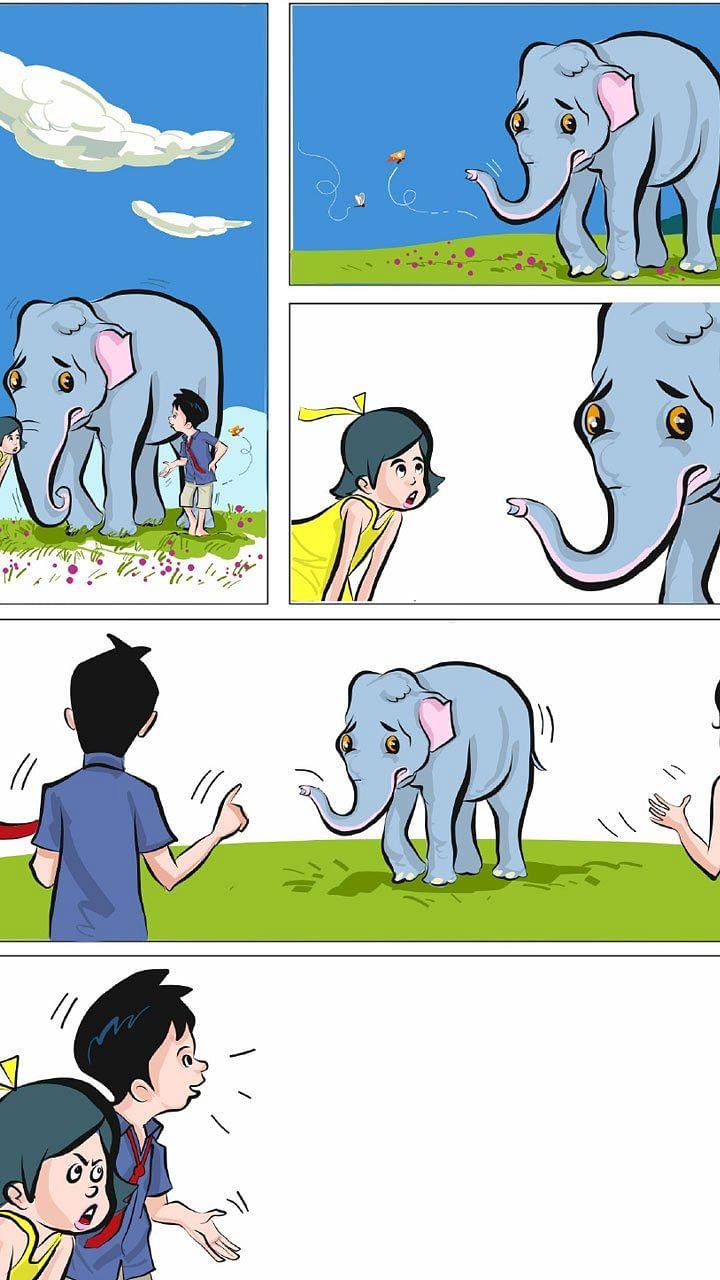ஜீபாவின் சாகசம் - கும்கி ஜீபா!