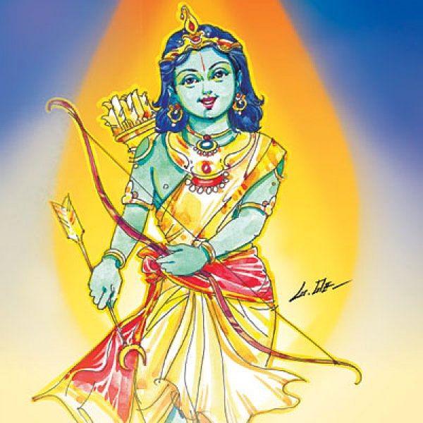 அண்ணல் ராமனுக்கு ஆரணக் கவிதை