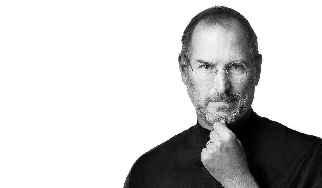 குறும்பு மாணவன், துப்பாக்கி மிரட்டல், காலி டப்பா, ஆப்பிள்... செம ரகளை ஸ்டீவ் ஜாப்ஸ்! #SteveJobs #apple