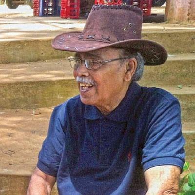 வாழும் கவி : ஞானக்கூத்தன் - சா.கந்தசாமி