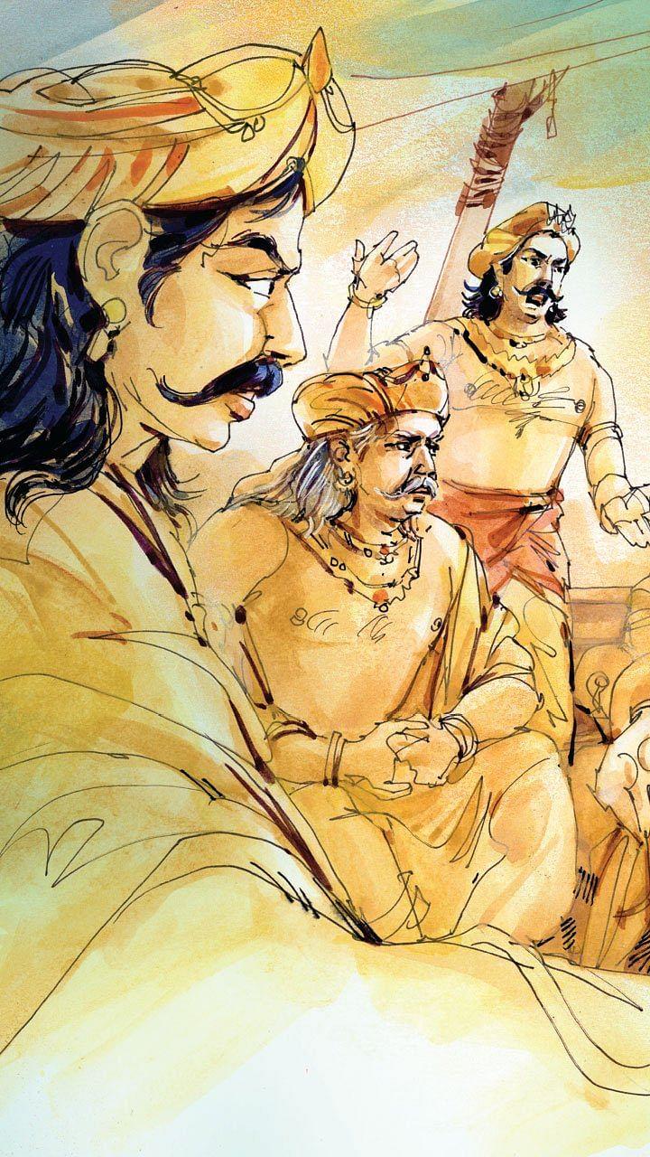 வீரயுக நாயகன் வேள்பாரி - 81