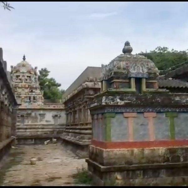 1200 ஆண்டுகள் பழைமை வாய்ந்த பல்லவராயன்பேட்டை கோயிலில் வரும் 12 -ம் தேதி கும்பாபிஷேகம்!
