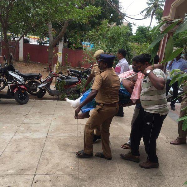 பிரபல ரவுடி சி.டி மணி