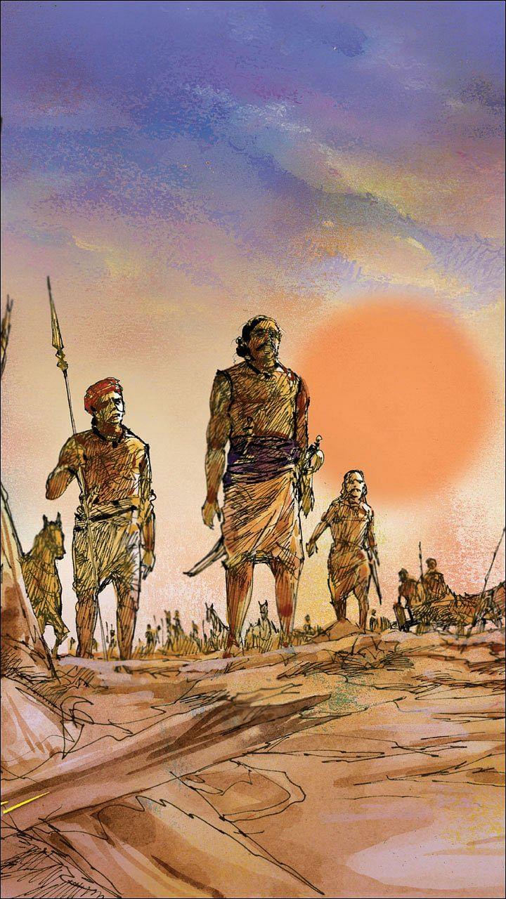 வீரயுக நாயகன் வேள்பாரி - 104