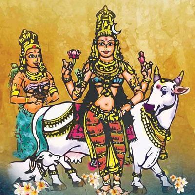 கல்யாண தோஷம் தீர்க்கும் கெளரி தேவி!
