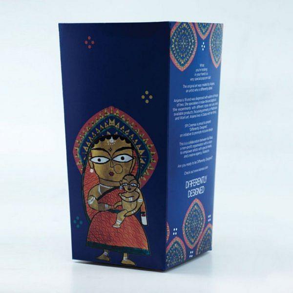 பாப்கார்ன் டப்பாக்களில் நெகிழ்ச்சிக் கதை... சத்யம் சினிமாஸில் இதைக் கவனியுங்கள்!