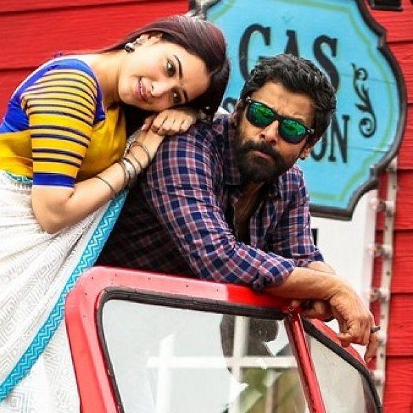 விக்ரம் - தமன்னா நடித்த 'ஸ்கெட்ச்' படத்தின் ஸ்டில்ஸ்..!