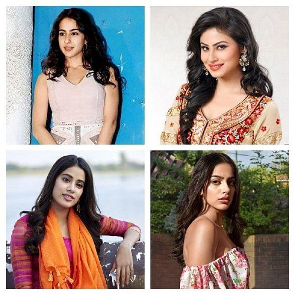 ஜான்வி கபூர், மெளனி ராய், சாரா அலிகான்... பாலிவுட்டின் அசத்தல் அறிமுகங்கள்!