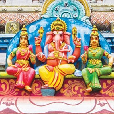 திருமண வரம் அருள்வார் உன்னதபுர விநாயகர்