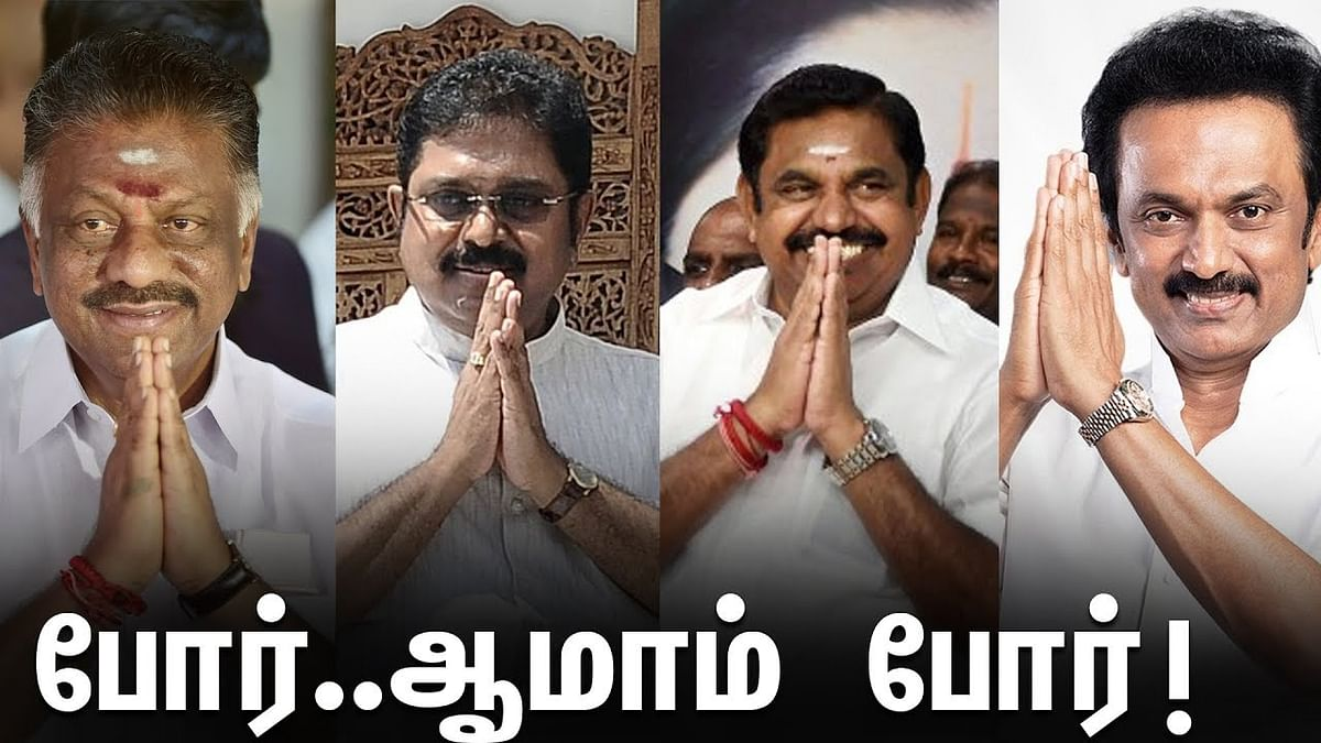 R.K Nagar Election: Acid Test for the contestants | M.K Stalin, TTV Dhinakaran, EPS, OPS