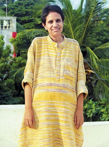 கருணை மனுஷி!